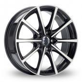 Image for Borbet BL5 Black_Polished Alloy Wheels