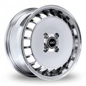 Image for Ronal R10_Turbo_Ball Polished Alloy Wheels