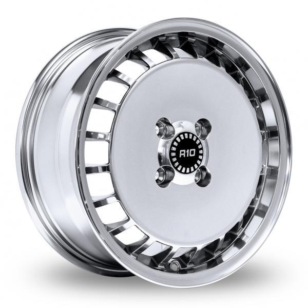 Zoom Ronal R10_Turbo_Ball Polished Alloys
