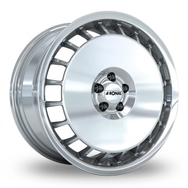 Zoom Ronal R50 Polished Alloys
