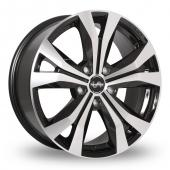 /alloy-wheels/supermetal/bullet/black-polished/18-inch