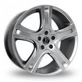 Diewe Amaro Silver Alloy Wheels