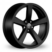 Diewe Trina Black Alloy Wheels