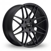 Konig Integram Matt Black Alloy Wheels