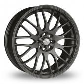 Calibre Motion 2 Gun Metal Alloy Wheels