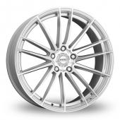 Image for Dotz Fast_Fifteen_5x112_Wider_Rear Silver_Polished Alloy Wheels