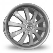 Image for Zito Derosa_Evo Silver Alloy Wheels
