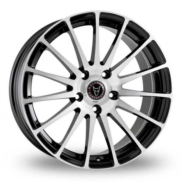 Zoom Wolfrace Turismo Black_Polished Alloys