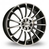 Image for Calibre Rapide Black_Polished Alloy Wheels