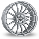Image for OZ_Racing Superturismo_Dakar_HLT Silver Alloy Wheels