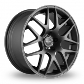 Dare DR-X2 Gun Metal Alloy Wheels
