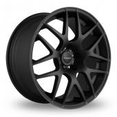 Image for Dare DR-X2_5x120_Wider_Rear Matt_Black Alloy Wheels