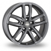Image for ATS Radial_5x130_Wider_Rear Grey Alloy Wheels