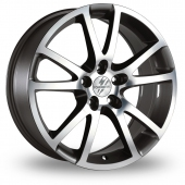 Image for Fondmetal 7400 Titanium Alloy Wheels