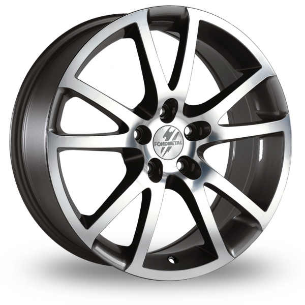 Zoom Fondmetal 7400 Titanium Alloys