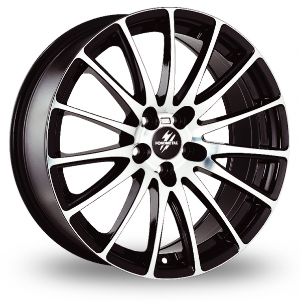 Zoom Fondmetal 7800 Black_Polished Alloys