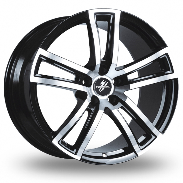 Zoom Fondmetal Tech_6 Black_Polished Alloys