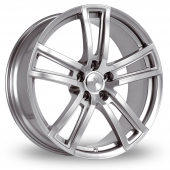 Image for Fondmetal Tech_6 Silver Alloy Wheels