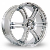 Image for Konig Tuner_2 Chrome Alloy Wheels