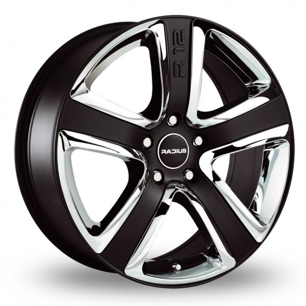 Zoom Radius R12_Sport Black Alloys
