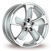 Image for Radius R14 Silver Alloy Wheels