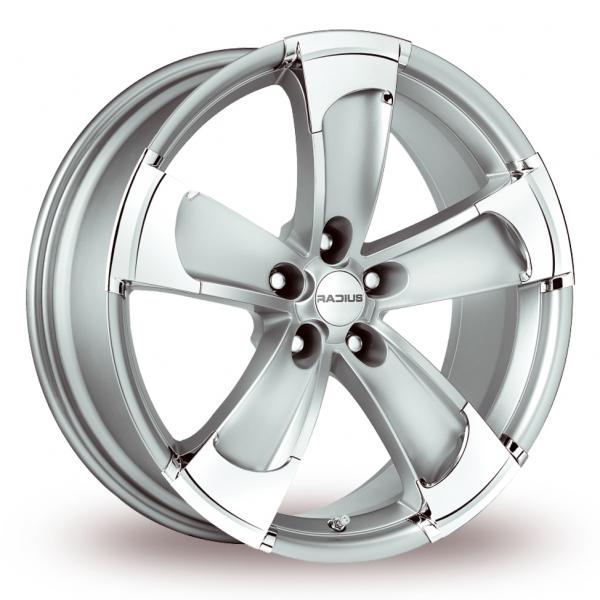 Zoom Radius R14 Silver Alloys