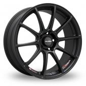 Lenso Spec B Black Alloy Wheels