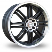 Image for Samurai SC03 Black_Polished Alloy Wheels