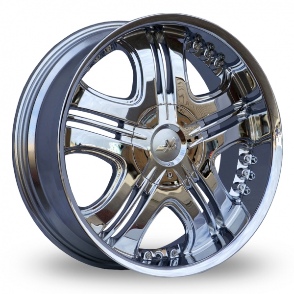 Zoom Axe Kruz Chrome Alloys