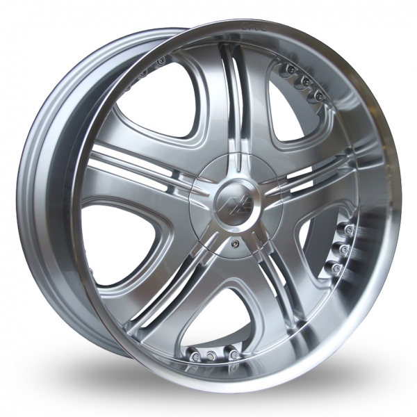 Zoom Axe Cruz Silver Alloys