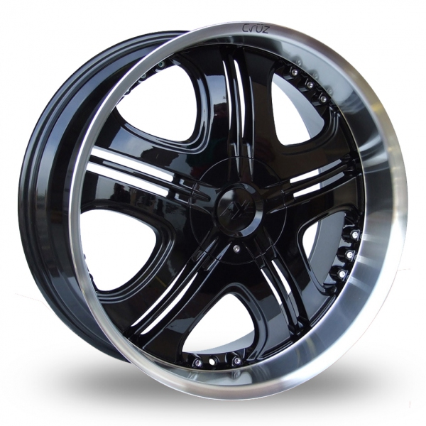 Zoom Axe Cruz Black Alloys