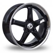 Image for Axe Hiro Black Alloy Wheels