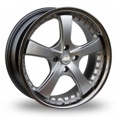 Image for Axe AP41 Hyper_Silver Alloy Wheels