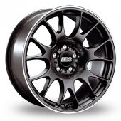 BBS CH Black Alloy Wheels