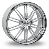 Image for Zito Belair Hyper_Silver Alloy Wheels