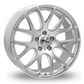 Image for Zito ZL935 Hyper_Silver Alloy Wheels