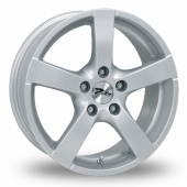 Image for Zito Z575 Silver Alloy Wheels