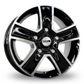 Image for Tekno KV5 Black_Polished Alloy Wheels