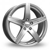 Image for Momo Hyperstar Hyper_Silver Alloy Wheels