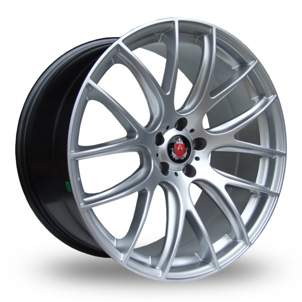 Zoom Axe CS_Lite_5x112_Wider_Rear Hyper_Silver Alloys