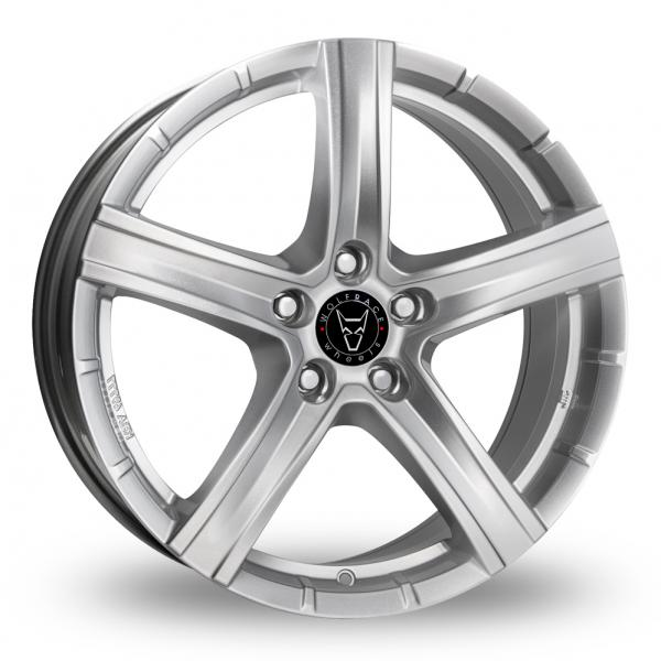 Zoom Wolfrace Quinto_SUV Silver Alloys