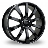 Image for Riva SUV Black_Polished Alloy Wheels