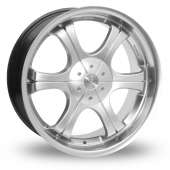 Image for League 120_Griffin High_Gloss Alloy Wheels