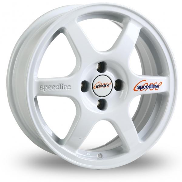 Zoom Speedline Comp_2 White Alloys