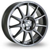 Image for Speedline Turini Anthracite Alloy Wheels