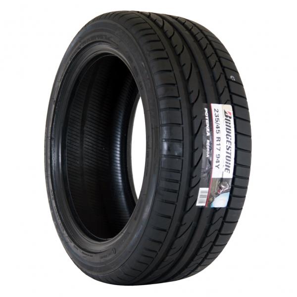 4 x 235 45 17 bridgestone potenza re050 a tyres 94 y. Black Bedroom Furniture Sets. Home Design Ideas