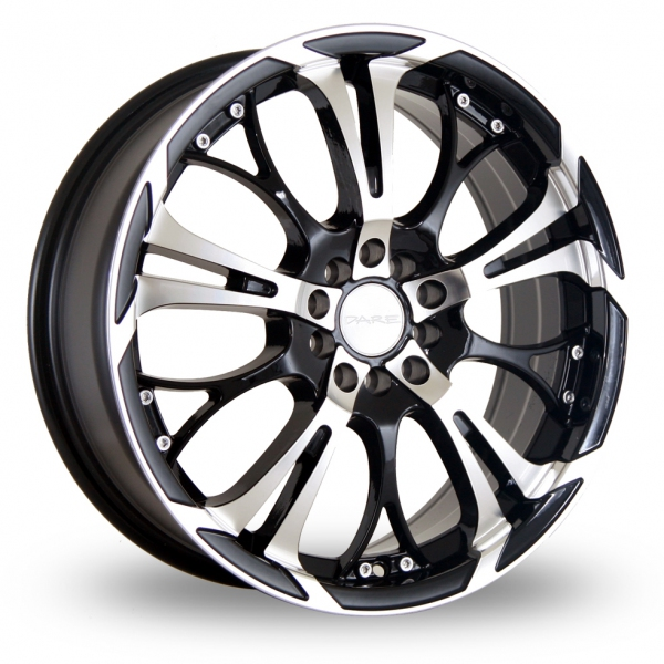 Zoom Dare Ghost Black_Polished Alloys