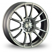 Dare ST Silver Alloy Wheels
