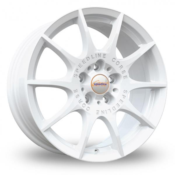 Zoom Speedline Marmora White Alloys