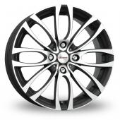Image for Xtreme X48 Black_Polished Alloy Wheels